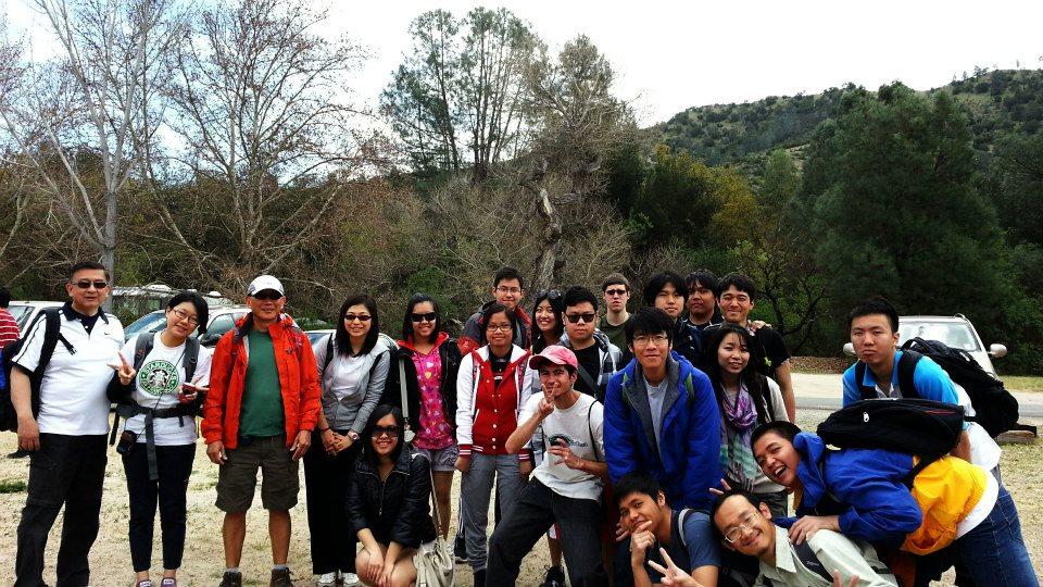 ISF Hiking